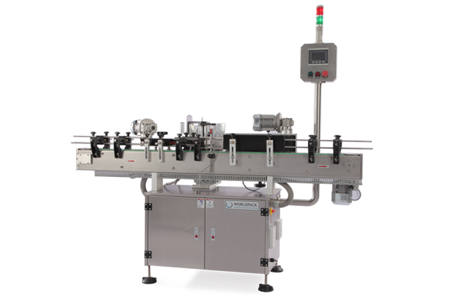 Wraparound Bottle Labelling Machine