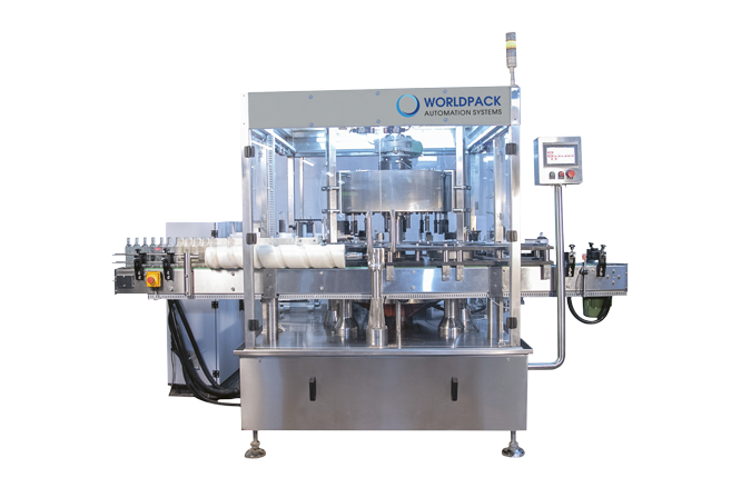 Rotary Bottle Labelling Machine