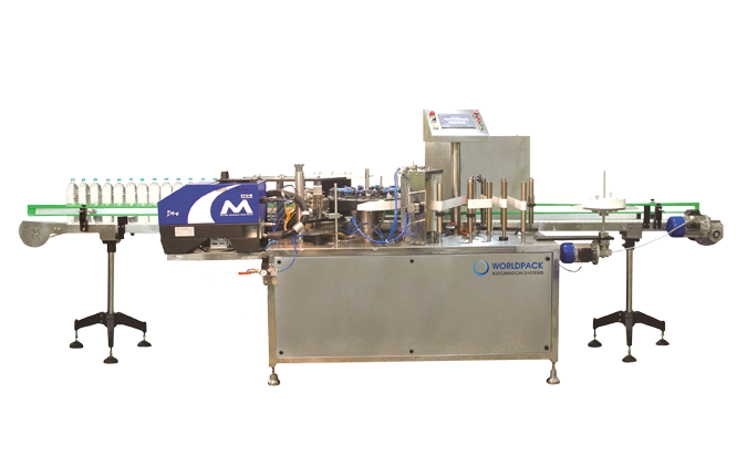 BOPP Bottle Labelling Machine